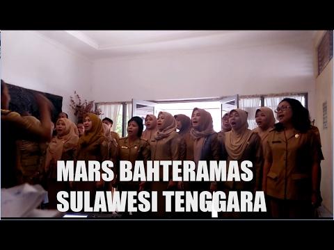 Lagu Mars Bahteramas Sulawesi Tenggara
