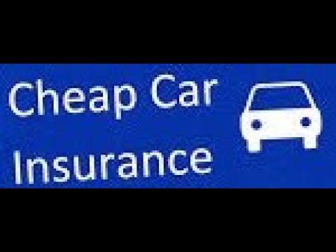 Cheap Auto Insurance In Florida Youtube