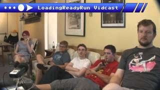 loadingreadyrun vidcast aug 4th 2012