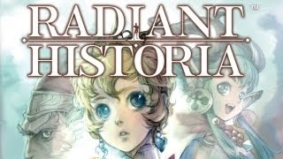 CGRundertow RADIANT HISTORIA for Nintendo DS Video Game Review