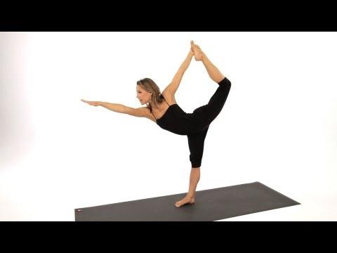 How to Do a Dancer's Pose   Yoga