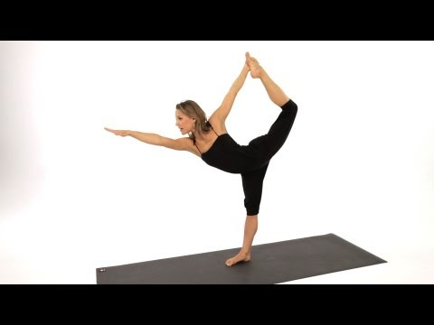How To Do A Dancer's Pose | Yoga