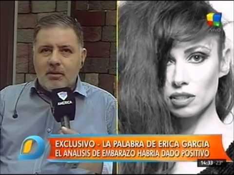 Doman habló del embarazo de Érica García