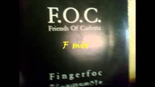 FRIENDS OF CARLOTTA  -  FINGERFOC