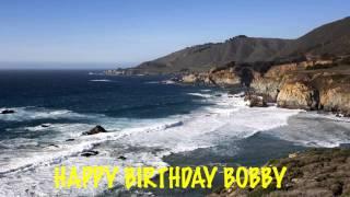 Bobby - beach playa - Happy Birthday
