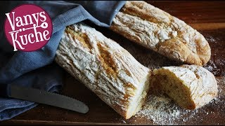 Thermomix® - knusprige Baguettes