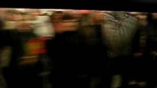 Москва. Метро. Митино. Первый поезд.(Москва. Московский метрополитен. Открытие участка