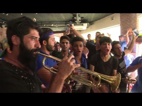 Football: fans glad international football returning to Iraq