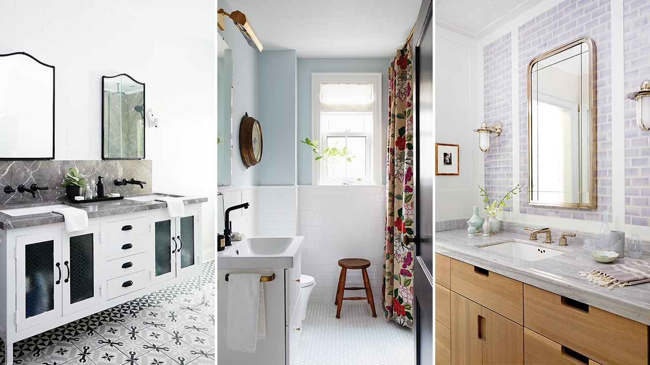 Interior Design – EDITOR\'S PICKS: 3 Beautiful Bathroom Design Ideas ...