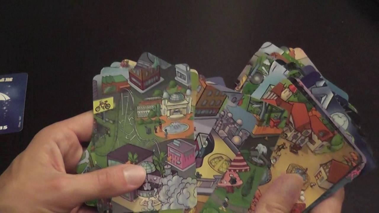 Disney Eye Found It!: Hidden Picture Card Game | Board ...