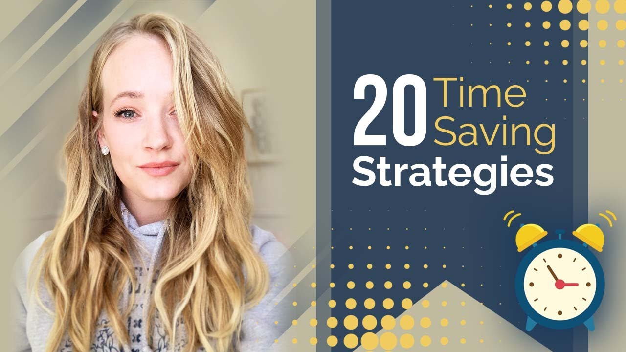 20 Time Management Tips for Working Moms