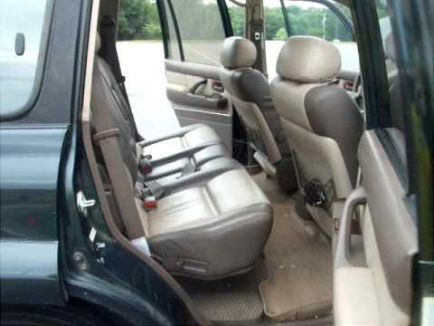 1997 Toyota Land Cruiser YouTube