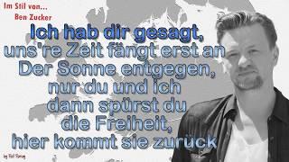 Ben Zucker  -  Der Sonne entgegen - Instrumental