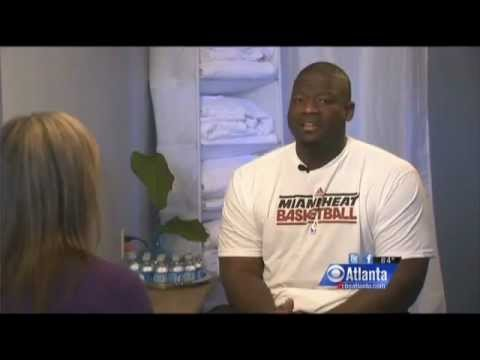 Cryotherapy - News - CBS report on NFL Wayne Gandy and Crossfit Sarah Noel