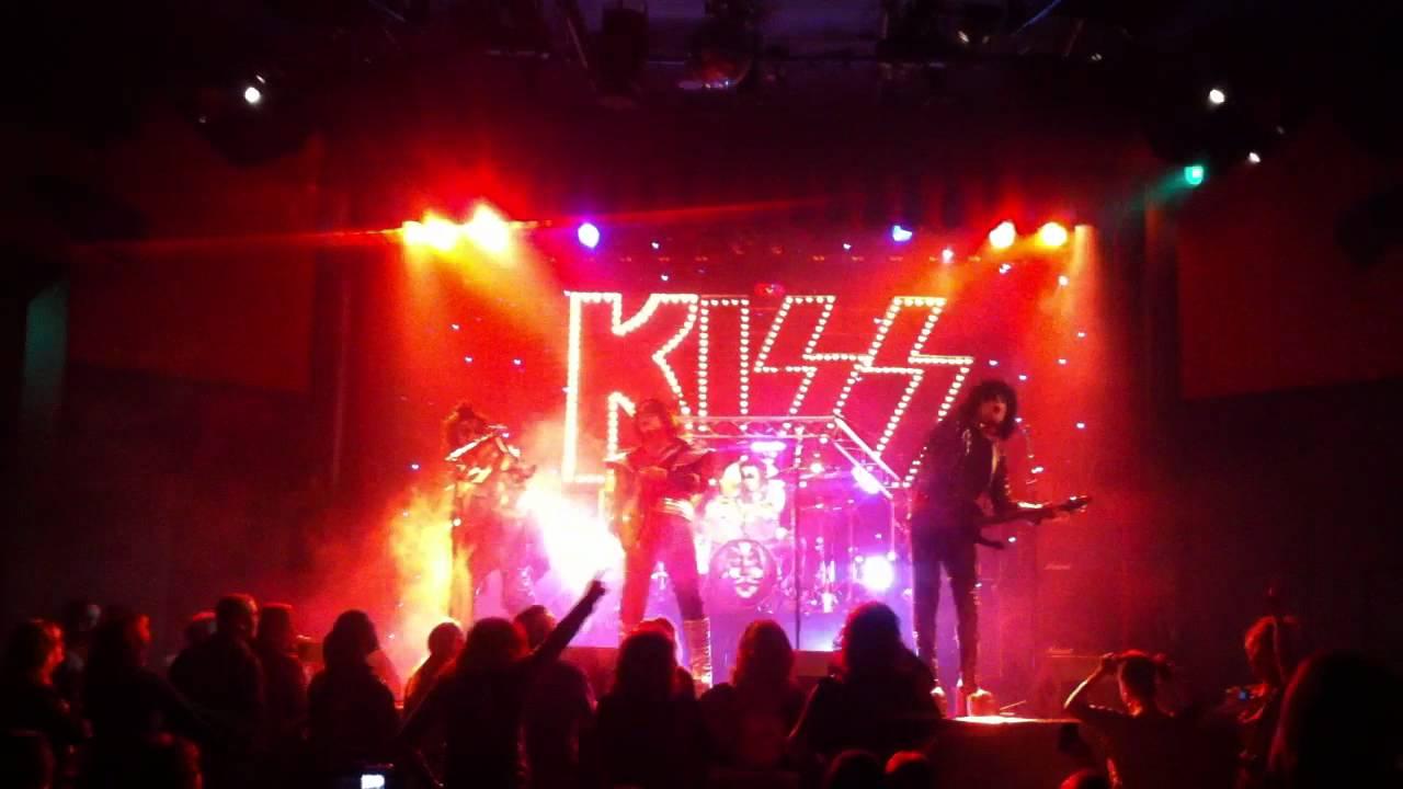 Rock Bottom Kiss Tribute Band