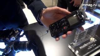 mmag.ru: Musikmesse 2015 - Olympus - новые продукты: камера OM-D E-M5 MARK II и диктофон LS-100