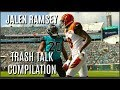 Jalen Ramsey Trash Talk Compilation (2018)