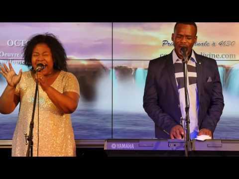 Soirée de prière Lève toi et Brille 1. David Storm et Alima Lumbi