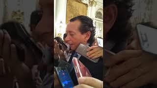 Ministro Sica y Secretario Miguel Braun. Politica3D