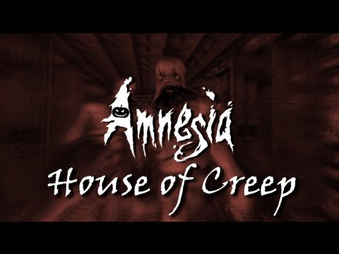 Let's Grusel - Amnesia: House of Creep [Deutsch] [HD] - Halloween Special