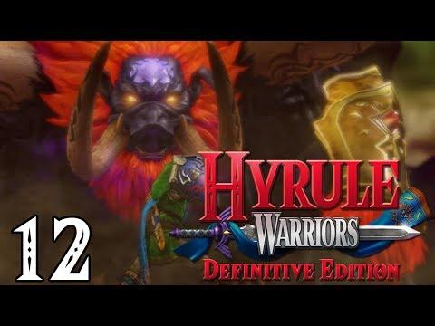 HYRULE WARRIORS DEFINITIVE EDITION #12 - Final de la historia