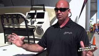 2015 Yellowfin Carbon Elite 24 Bay with Merc 400 Verado| 2015 Miami Boat Show | Sweet Boat