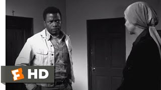 Lilies of the Field (1963) - Catholic Breakfast Scene (4/12) | Movieclips
