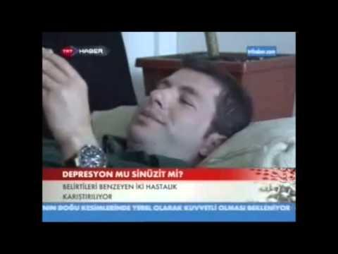 Op.Dr.Süreyya Şeneldir - Sinüzit mi depresyon mu? ( Trt Haber)
