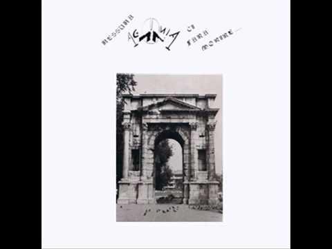 Agonia (ITA) - Nessuna agonia ci farà morire 1985