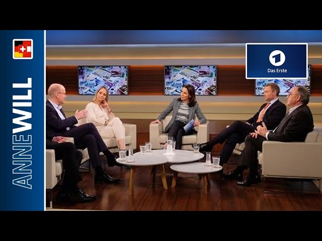 Anne Will - 02.02.2020 - Volle Staatskassen: Wird jetzt die Mittelschicht entlastet (ARD)