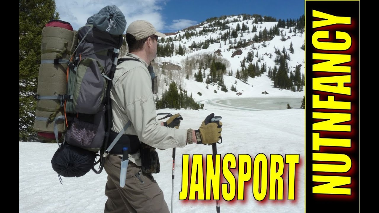 Jansport Carson Backpack - YouTube