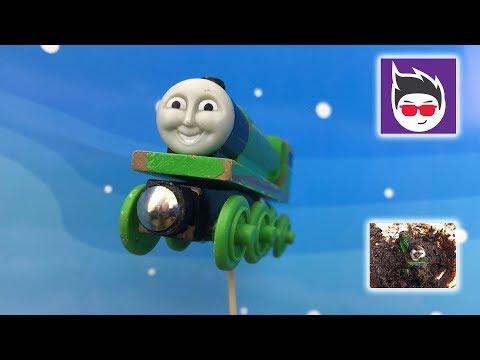 Henry The Acrobat  Thomas & Friends Wooden Railway