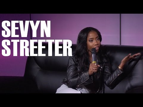 Sevyn Streeter On Who Took BoBs Eggplant Picture