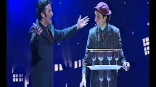 Lano & Woodley - 2001 Melbourne International Comedy Festival Gala