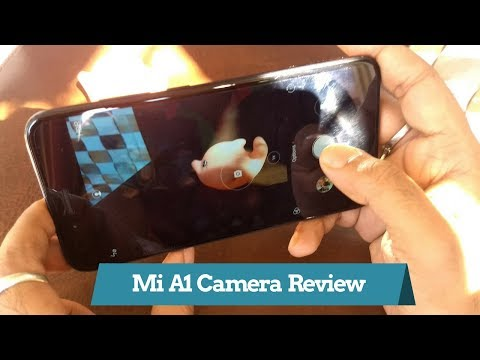 Mi A1 Camera Review with photo samples