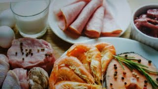 Излишек животного белка в диете.