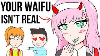 The 9 stages of having a Waifu/Husbando