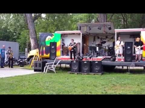 Steve Clark Fungus & Friends Harbor Bar Hager City Wisconsin  7-11-2015