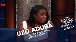 Uzo Aduba Says Overcome Fear And 39Just Go For It39