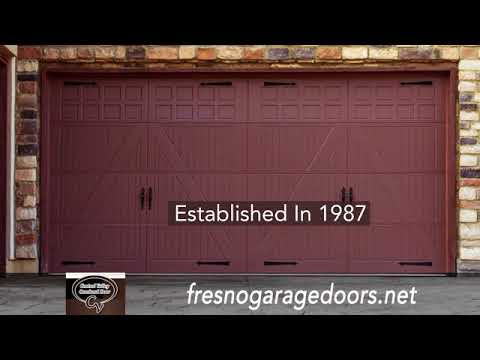 Superbe Central Valley Overhead Door Inc. Fresno California 93727