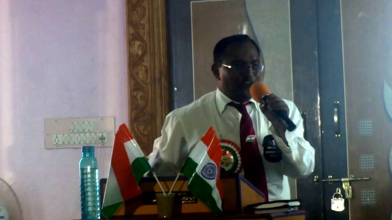 Rev D Lazarus, AP DS India Church of the Nazarene Telugu kallibolli alli  song