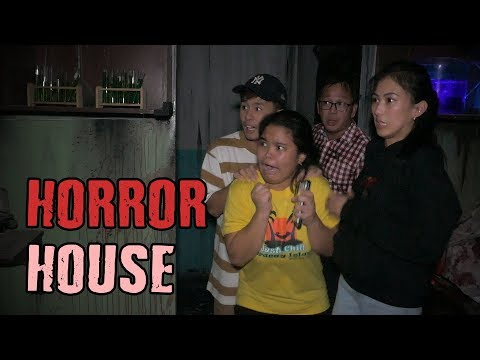 Horror House By Alex Gonzaga