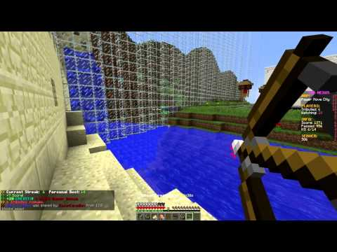 Minecraft: Hunger Games w/Bajan Canadian! Game 661 - EPIC FORCED DEATH MATCH