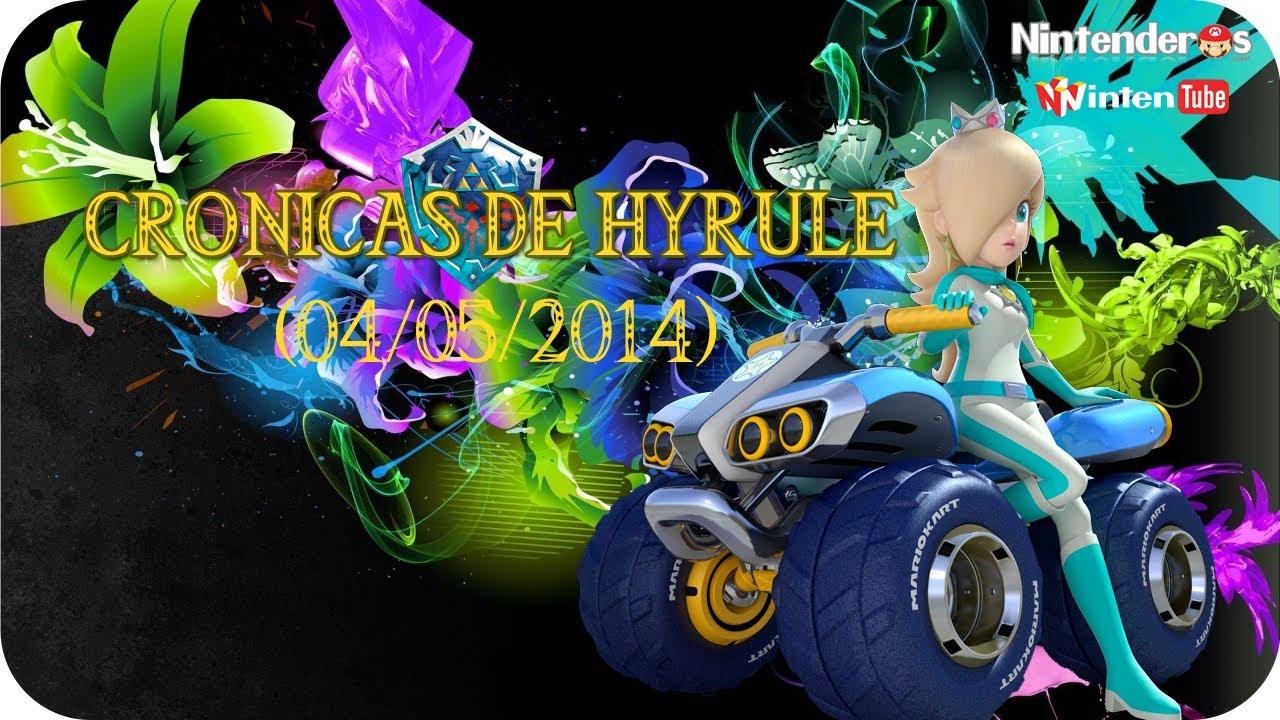 Crónicas de Hyrule (04/05/2014)