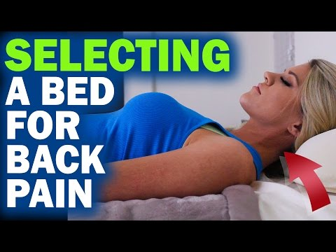 Mattress Shopping for Back Pain Heavy People Side Sleepers Best Bed Bad Firm Fat Sleeping Box Sale