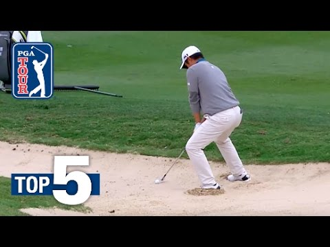 Top 5 Shots of the Week | Valero Texas Open