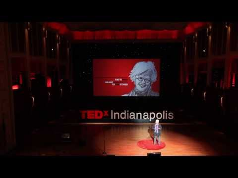 Grant specificity to the other: Patti Digh at TEDxIndianapolis