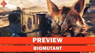 Biomutant | Preview