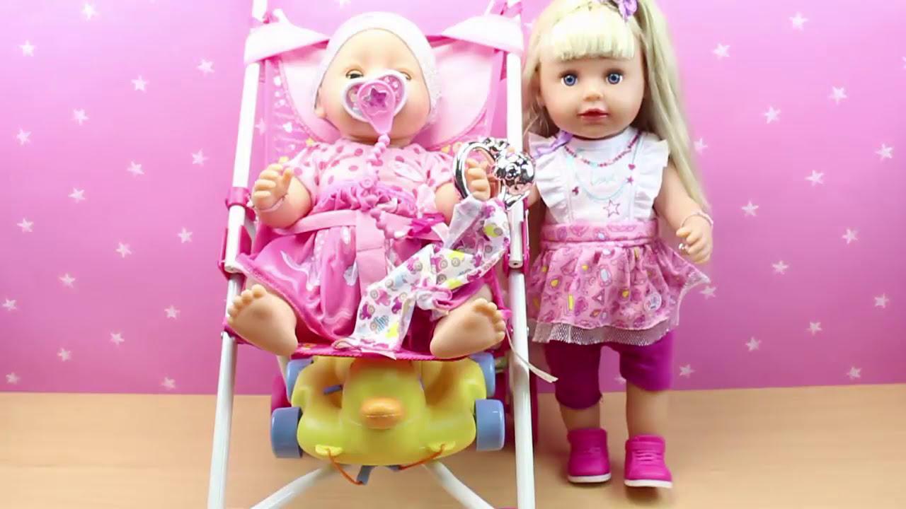 Con 09 De Van Paseo El Hermanitas Bolso PañaleraJuguetes Bebé Sillita Born Hd Parque En La Cambiador Toys 25 Baby Al Las N8nv0wOm