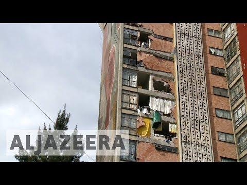 Mexico quake : Anger grows over lax construction standards